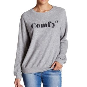 "PST Project Social T ""Comfy"" Sweater"